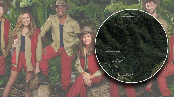 You don't have to be a celeb to visit the I'm A Celeb camp