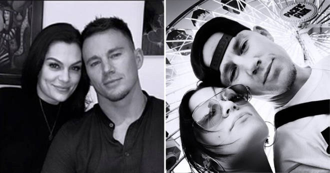 Channing and Jessie have been together for nearly a year now