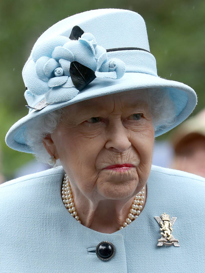"Her Majesty is having a repeat of ""annus horribilis"", which is what she called her worst year, 1992"