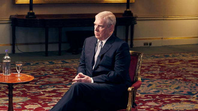 The Prince appeared on Newsnight to speak about his friendship with the late Jeffrey Epstein