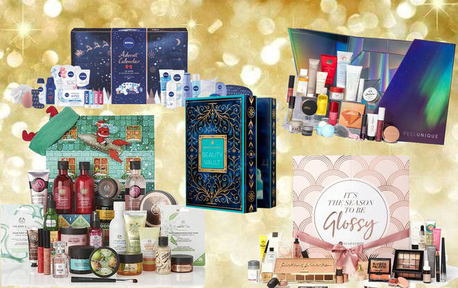 There's a calendar for all your beauty wants, needs and budgets