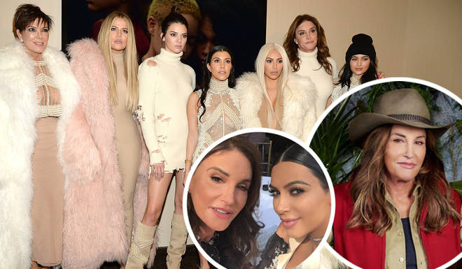 What happened between Caitlyn Jenner and the Kardashians and what has the I'm A Celebrity star said about...