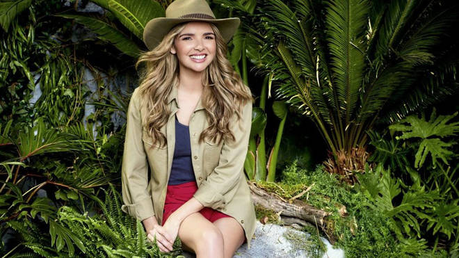 Nadine Coyle is currently starring in ITV's I'm A Celebrity