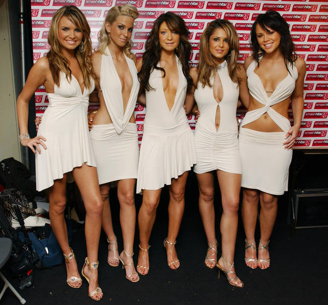 Nadine claims the Girls Aloud members planned the break-up behind her back