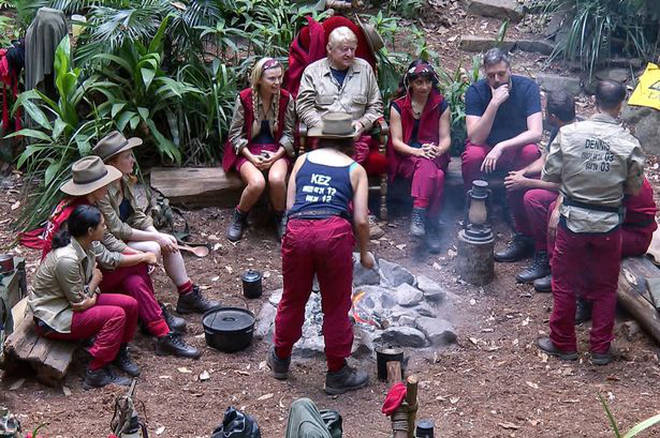 The I'm A Celeb stars have always worn red socks