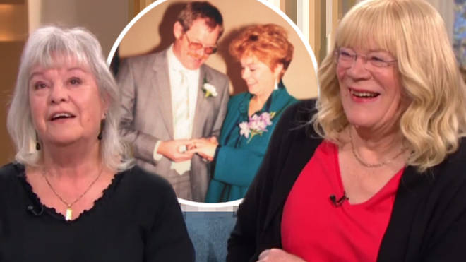 Barbara and Jane are still happily married