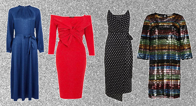 Find your perfect Christmas dress