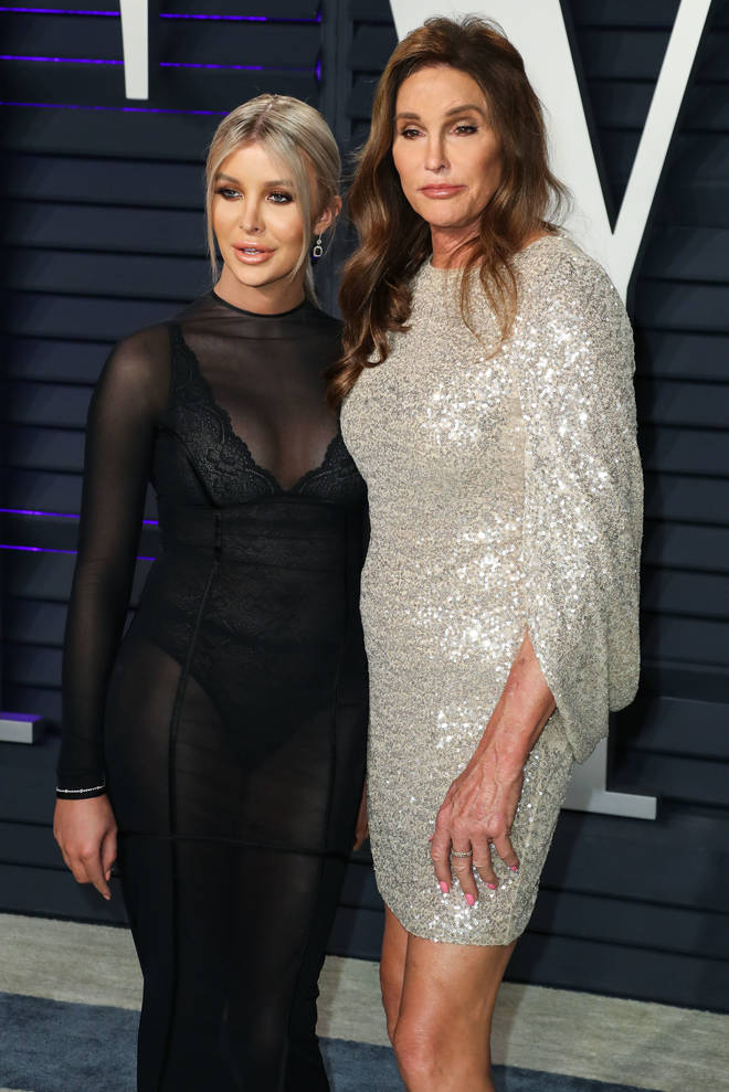 Caitlyn Jenner lives with Sophia Hutchins