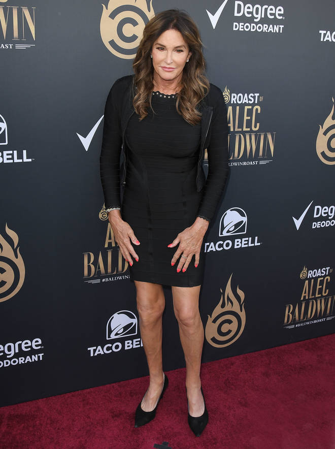 Caitlyn opened up about her family in her autobiography