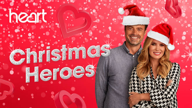 Jamie Theakston and Amanda Holden want to hear about those who make other people's Christmas special