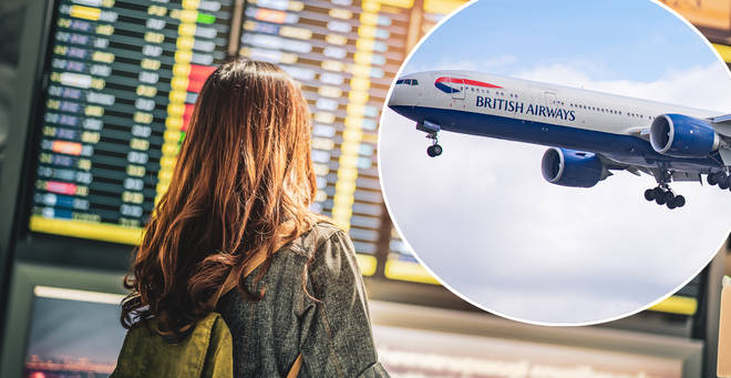 British Airways delays: thousands face being stranded abroad after 'technical issue'