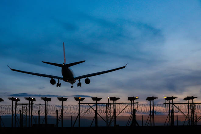 Many BA flights have been delayed or cancelled (stock image)