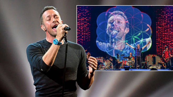 Chris Martin has said Coldplay are pausing their touring