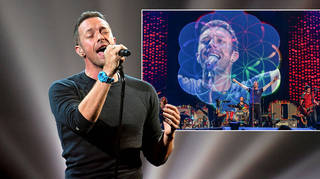 Chris Martin has said Coldplay are pausing their touring