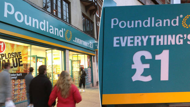 Poundland has ditched it's 'everything £1 strapline'