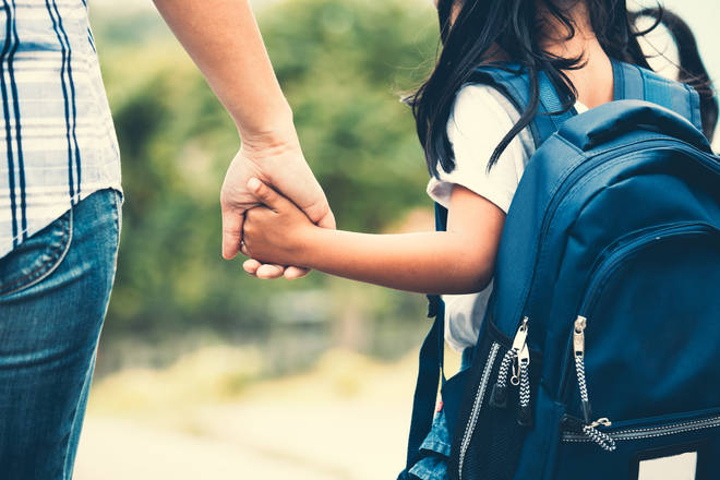 The headteacher has urged more parents to help with their kids' school (stock image)