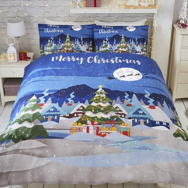 The bedding has attracted a number of five-star reviews