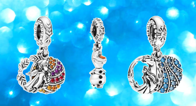 Pandora is selling Frozen charms