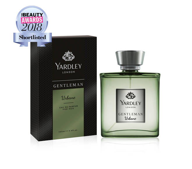 Yardley Gentleman Urbane Eau de Parfum