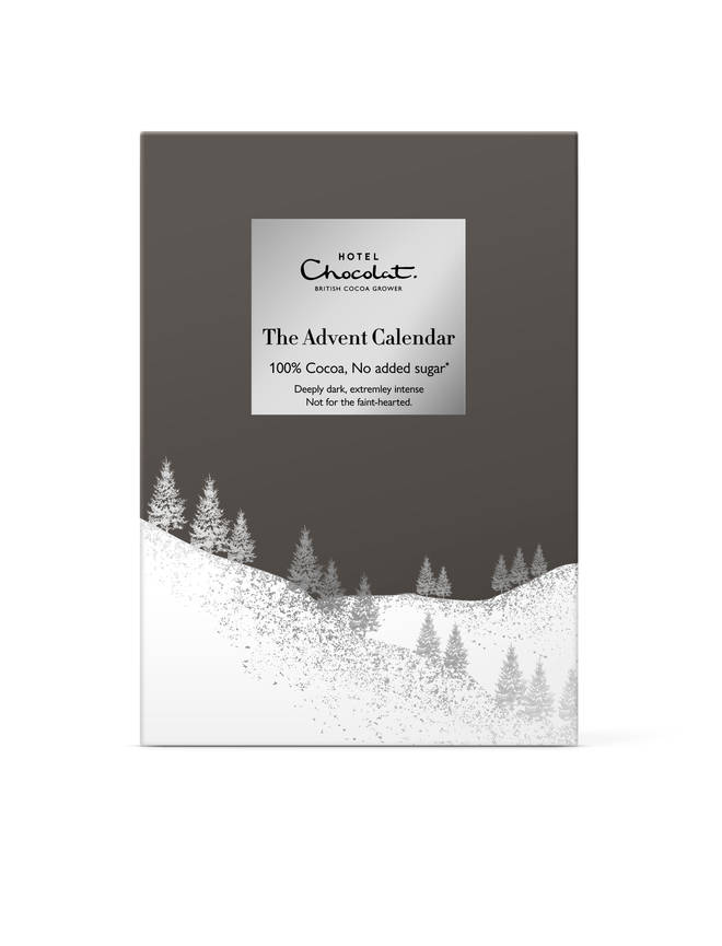 Hotel Chocolat vegan advent calendar