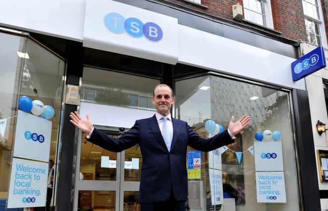 TSB customers aren't impressed