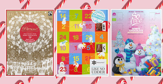 All the best vegan advent calendars on the UK High Street