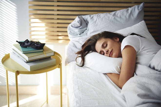 The optimum wake-up time is 7.55am according to new research