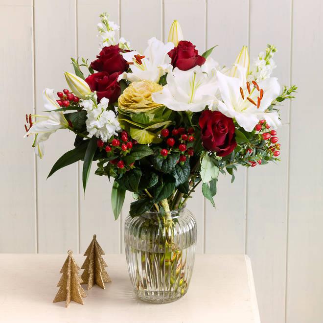 Luxury flowers from Serenata Flowers