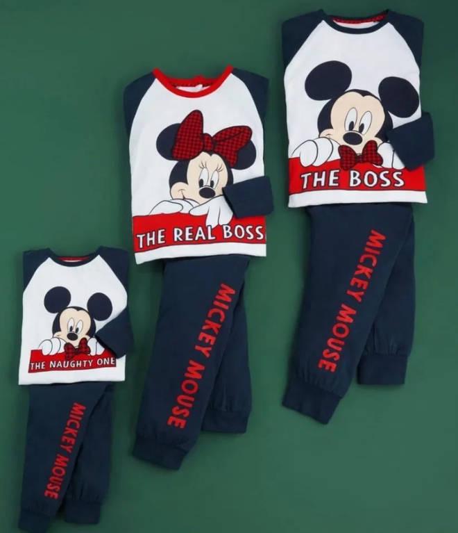 Primark Mickey Mouse pyjamas