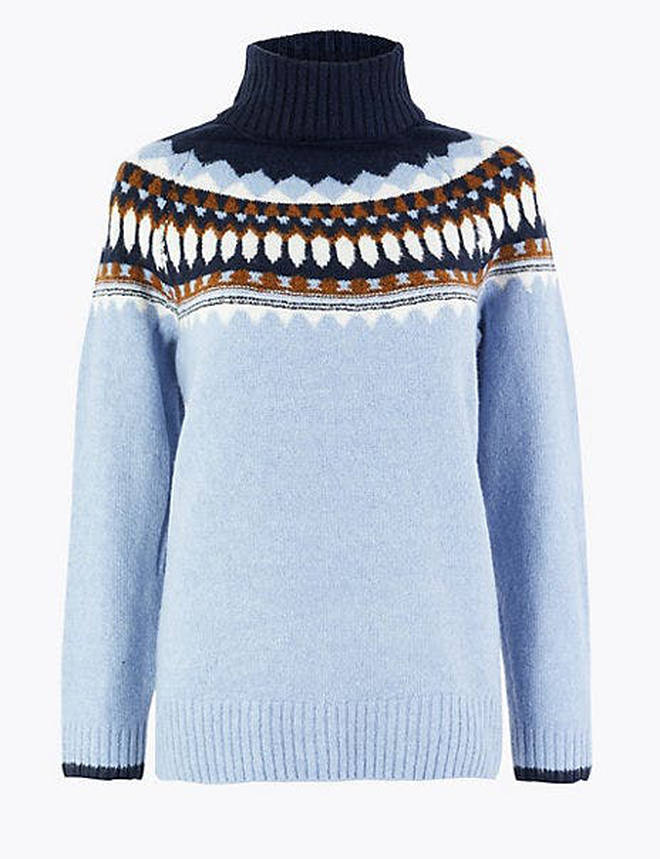 Get your Christmas knitwear with M&S's Black Friday deals