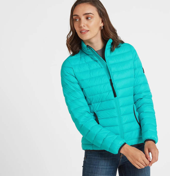 The Elite Women's Down Jacket is now only £48 in the Black Friday deals