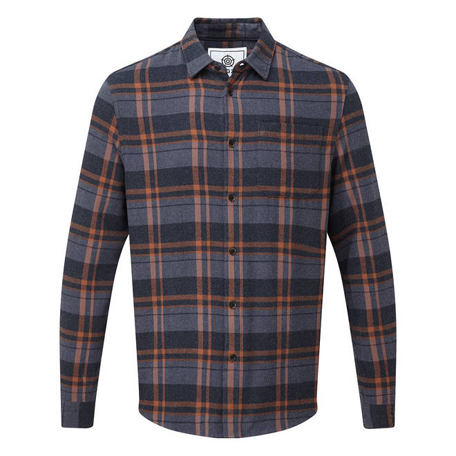 Some lines of men's shirts are over half price