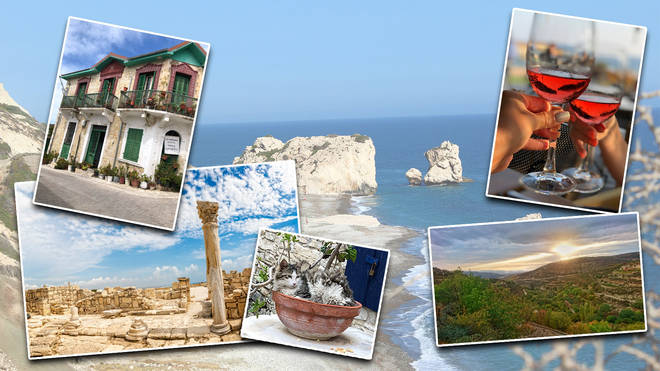 There is so much to do in Cyprus - include explore their incredible wine history
