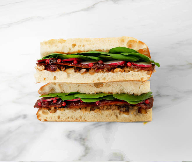 Coco di Mama and This have launched a new vegan sandwich
