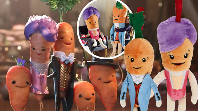 Aldi's Kevin the Carrot merchandise sold out in a 	matter of hours online