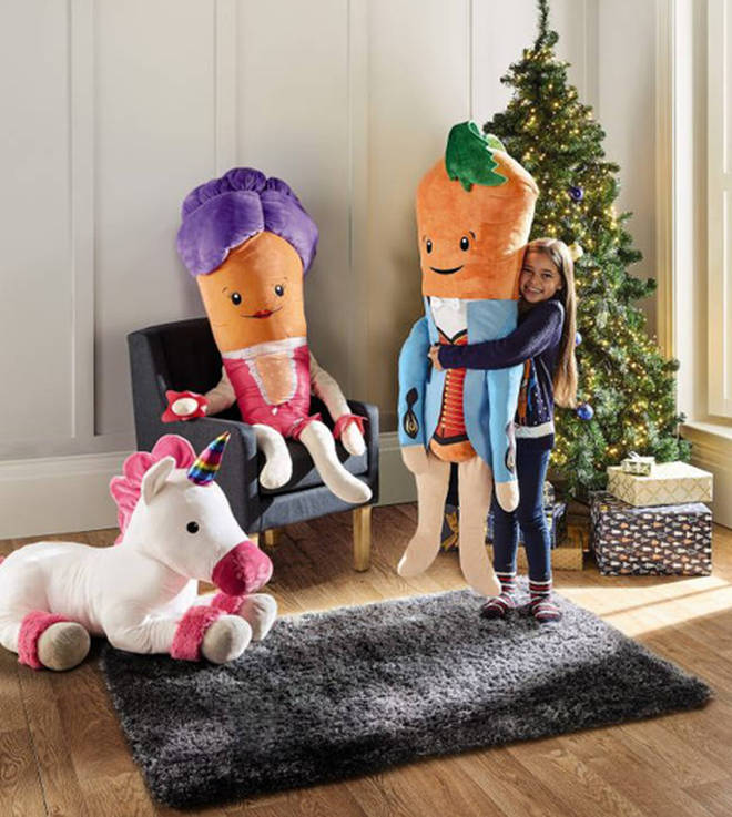 Aldi are encouraging those who didn't get their hands on a Kevin, Katie or any of the other merchandise to check in their local stores for products