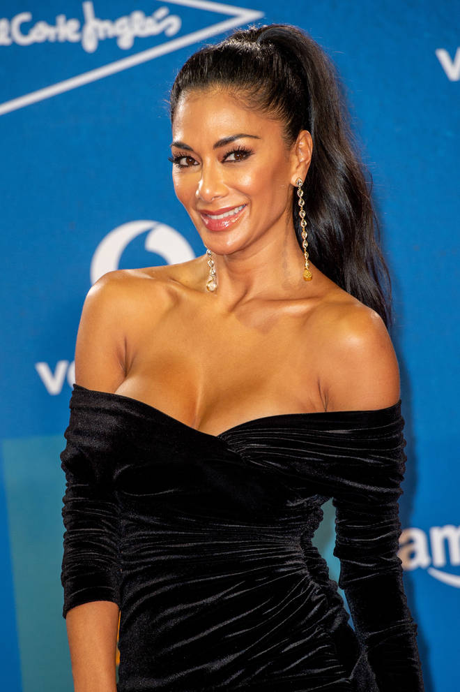 Nicole Scherzinger currently stars on the X Factor as a judge alongside Simon Cowell