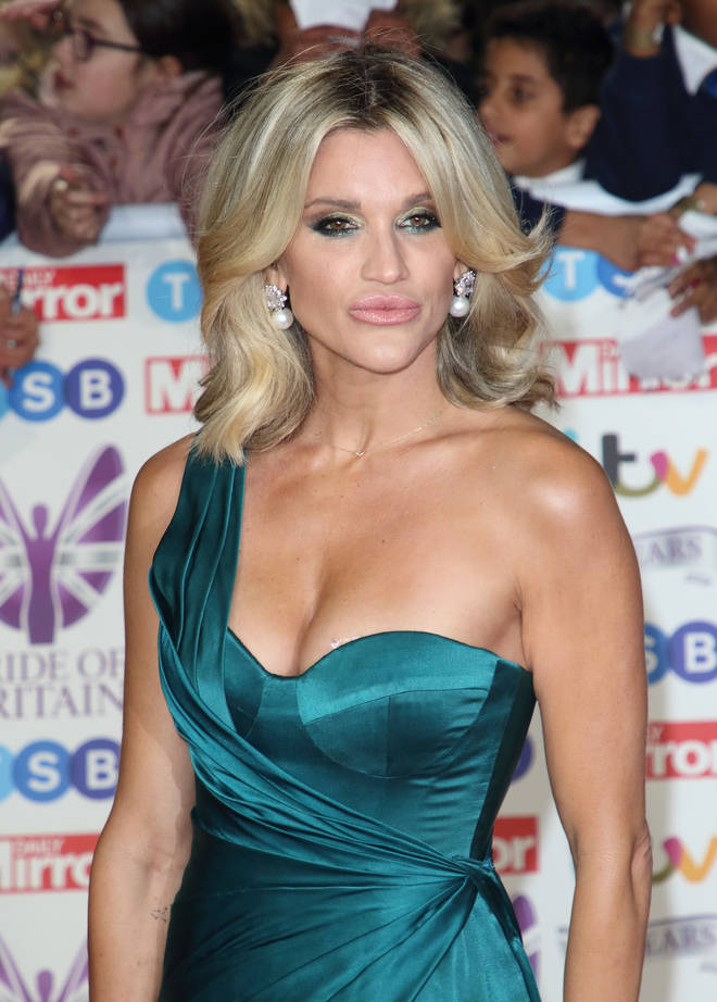 Ashley Roberts has gone to become a huge name in the UK
