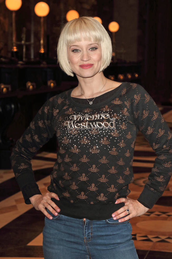 Kimberly Wyatt now lives in the UK with her family