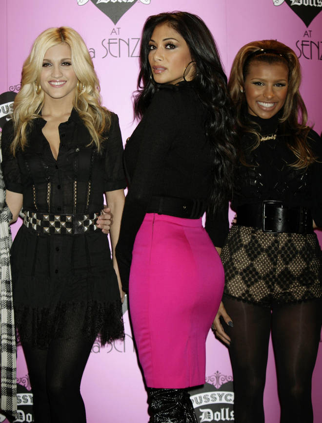 """Melody Thornton admitted she found being in the girl band """"challenging"""""""