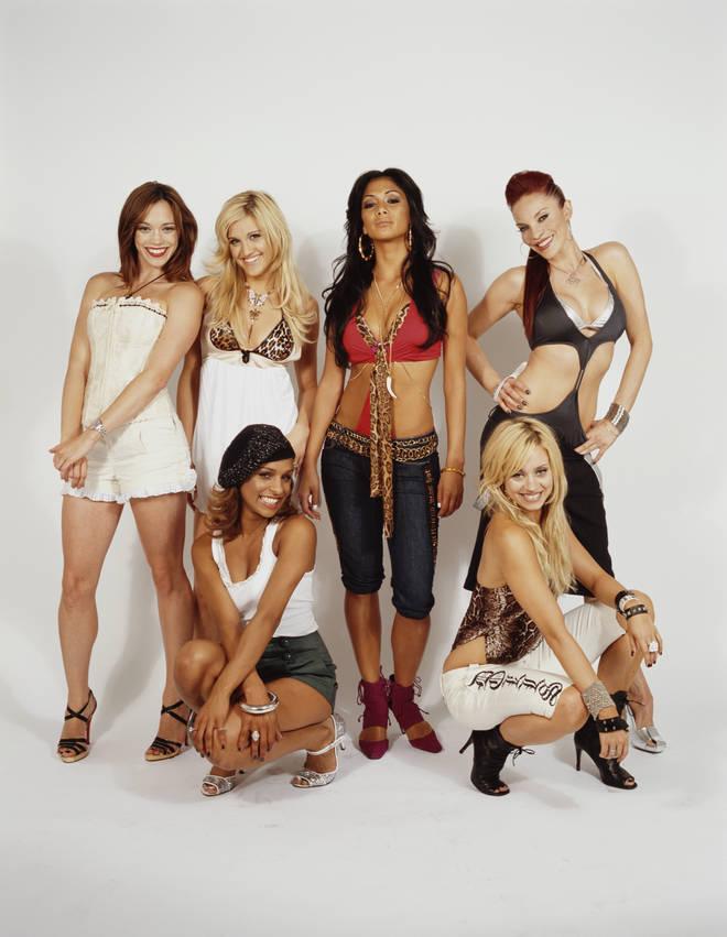 The girl band split in 2010