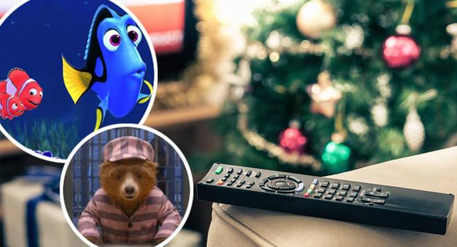 The Christmas TV schedule has been released
