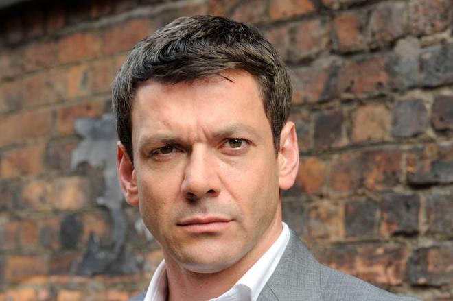 Gray starred as Tony Gordon in Corrie