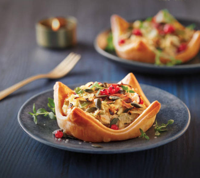 Vegetarian Crowns from Aldi