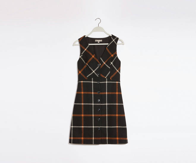 Holly's dress is under £40