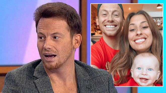 Joe Swash has said Stacey was overprotective with baby Rex