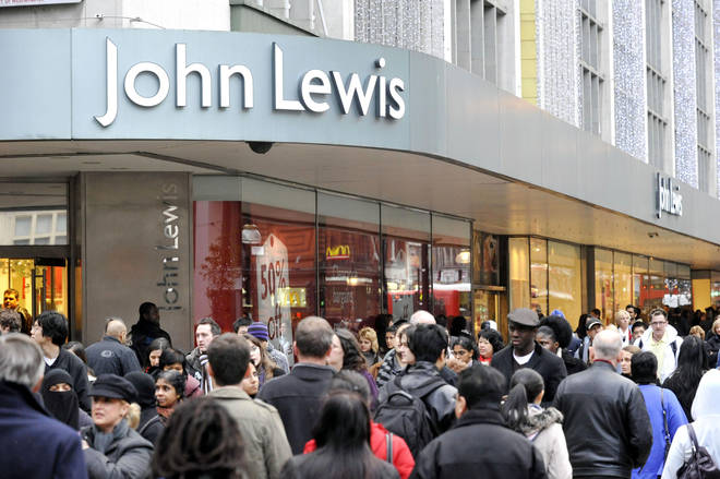 John Lewis will undoubtedly be heaving