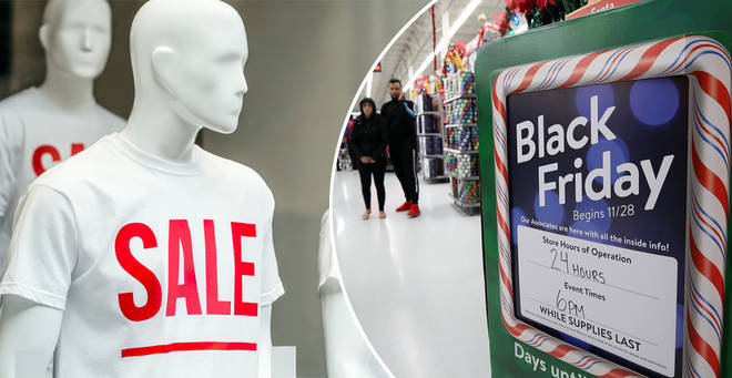 Where did Black Friday get its name from? (stock images)