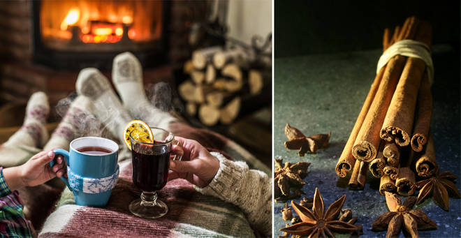 The handy hack will have your whole home smelling festive in no time (stock images)