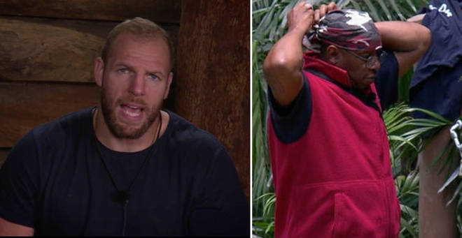 James and Ian infuriated parents during last night's episode